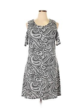 Kim Rogers Casual Dress Size XL (Petite)
