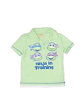 Nickelodeon Short Sleeve Polo Size 24 mo