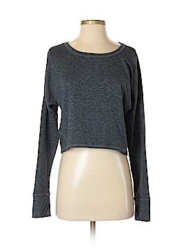 Zella Long Sleeve T-Shirt Size S
