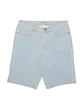 D&Co. Denim Shorts Size 14