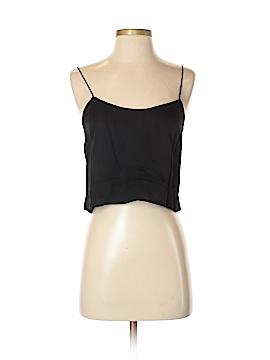 Diane von Furstenberg Sleeveless Silk Top Size 4