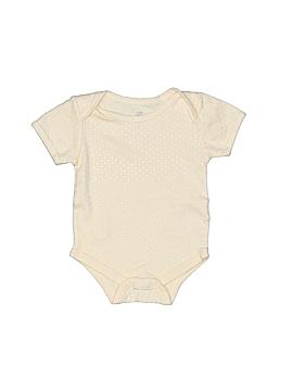 Little Tots Short Sleeve Onesie Size 3-6 mo
