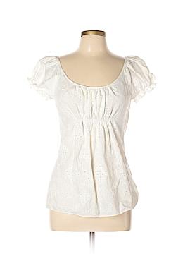 M.S.S.P. Short Sleeve Blouse Size M