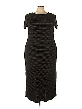 Emma James Casual Dress Size 2 (Plus)