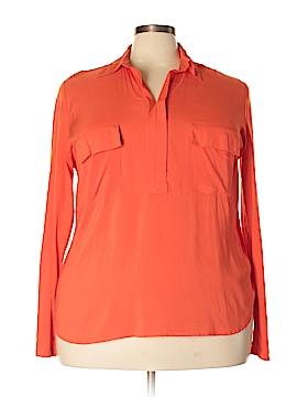 Kate & Mallory designs Long Sleeve Blouse Size 3X (Plus)