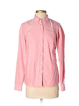 Eddie Bauer Long Sleeve Button-Down Shirt Size XS