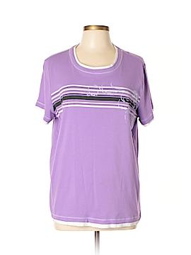 SJBactive by St. John's Bay Short Sleeve T-Shirt Size 1X (Plus)