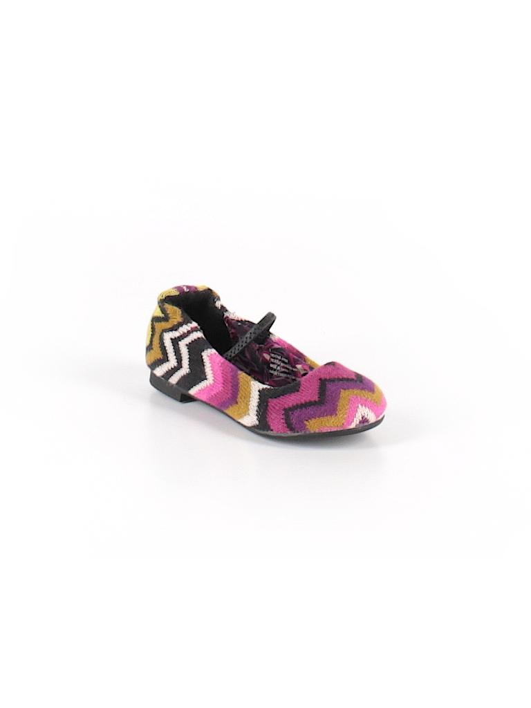 b425ff604a99 Missoni For Target Chevron Herringbone Dark Purple Flats Size 5 - 52 ...