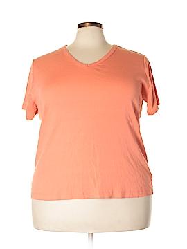 North Crest Short Sleeve T-Shirt Size 3X (Plus)