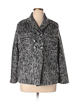Carolina Herrera Wool Coat Size 12