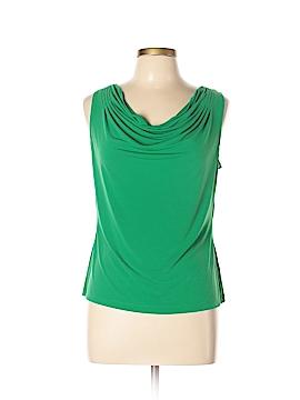 Calvin Klein Sleeveless Top Size L (Petite)