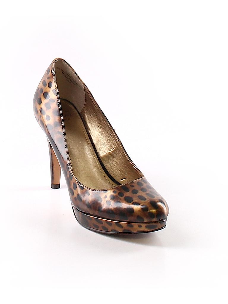 e8544875e26d Circa Joan   David Animal Print Brown Heels Size 6 1 2 - 66% off ...