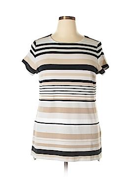 Isaac Mizrahi LIVE! Short Sleeve T-Shirt Size XL