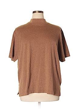 Elisabeth by Liz Claiborne Short Sleeve T-Shirt Size 3X (Plus)