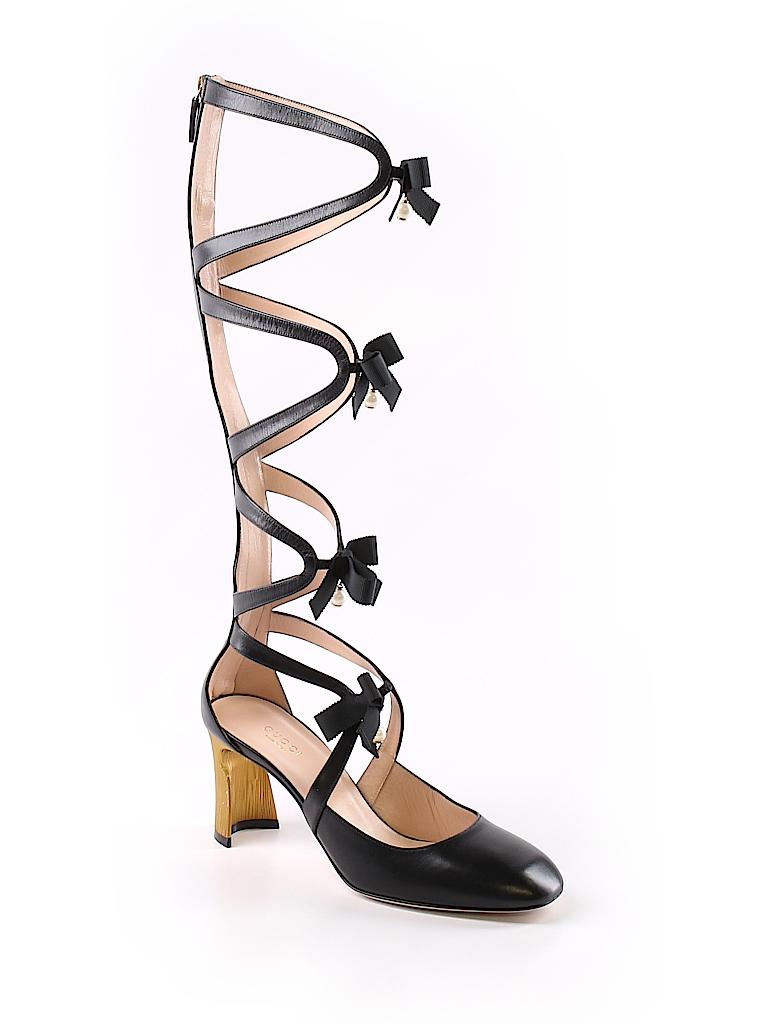 Gucci Women Heels Size 38.5 (IT)