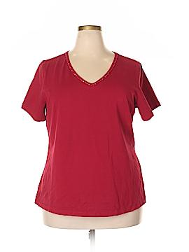 Venezia Outlet Short Sleeve T-Shirt Size 22 - 24 (Plus)