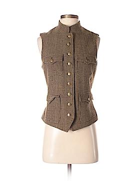 Lauren by Ralph Lauren Women Wool Coat Size 6