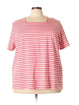 Baxter & Wells Short Sleeve T-Shirt Size 3X (Plus)