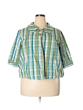 Classic Elements 3/4 Sleeve Blouse Size 20 (Plus)