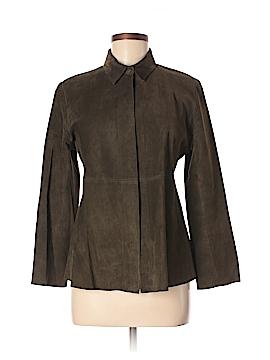 Isda & Co Leather Jacket Size S