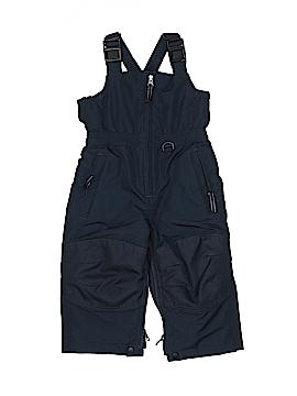Lands' End Snow Pants With Bib Size 2T