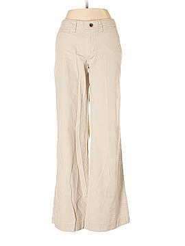 Lauren Jeans Co. Khakis Size 4