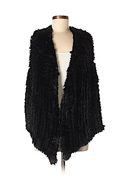 Peck & Peck Faux Fur Vest Size M