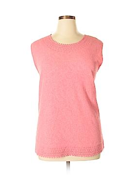 BonWorth Short Sleeve Top Size XL