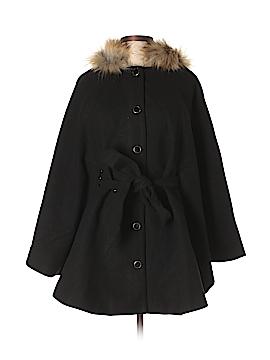 City Chic Coat Size 12 Plus (XS) (Plus)