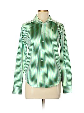 Ralph Lauren Sport Long Sleeve Button-Down Shirt Size 6