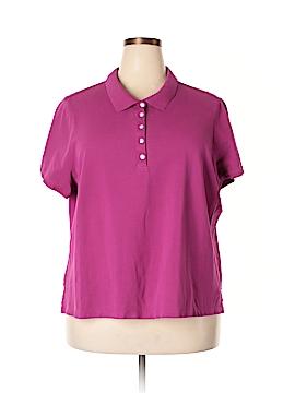 IZOD Short Sleeve Polo Size 3X (Plus)