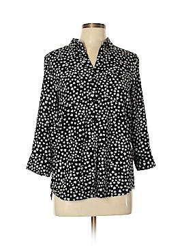 Dalia 3/4 Sleeve Blouse Size M