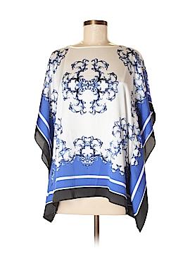 Dana Buchman Short Sleeve Blouse Size S