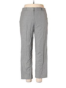 Kim Rogers Casual Pants Size 16 (Petite)