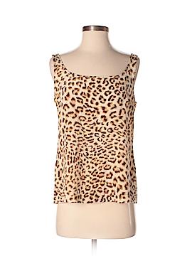 Escada Sleeveless Silk Top Size 40 (EU)
