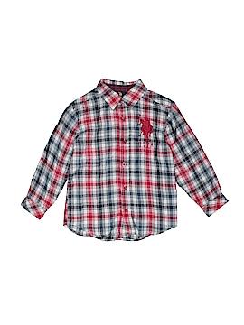 Polo by Ralph Lauren Long Sleeve Button-Down Shirt Size 5