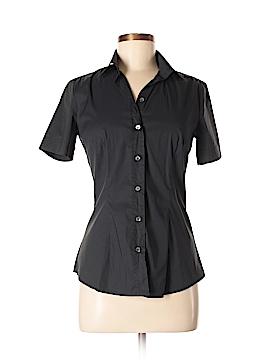 D&G Dolce & Gabbana Short Sleeve Button-Down Shirt Size 42 (IT)