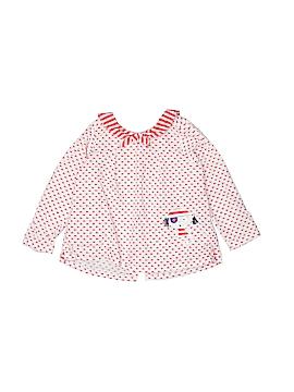 DPAM Long Sleeve Blouse Size 18 mo