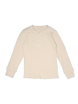 Crewcuts Long Sleeve Henley Size 4 - 5