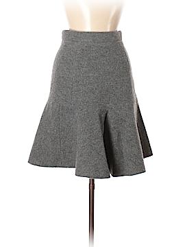 Carven Wool Skirt Size 40 (FR)
