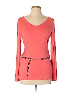 V Cristina Long Sleeve Top Size L