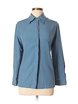 Fred David Long Sleeve Button-Down Shirt Size 12