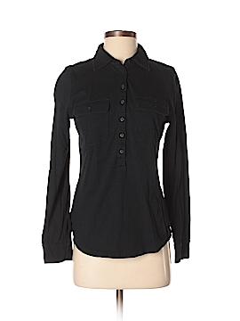 Lauren Jeans Co. Long Sleeve Button-Down Shirt Size S