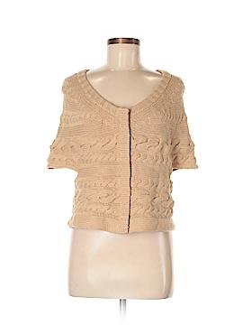 Tarnish Wool Cardigan Size Med - Lg