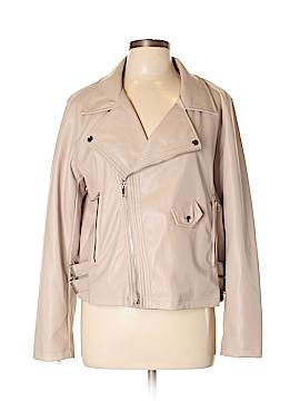 Bagatelle Faux Leather Jacket Size XL