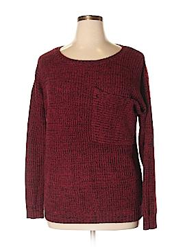 Love Rocks Pullover Sweater Size XL