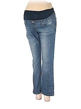 Lilac Maternity Jeans Size S (Maternity)