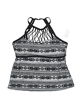 Boutique + Swimsuit Top Size 1X (Plus)