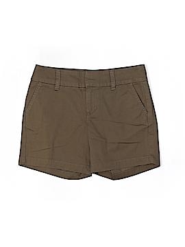 G.H. Bass & Co. Khaki Shorts Size 0
