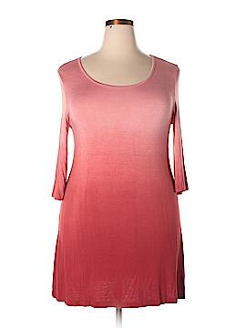 Lock & Love Casual Dress Size XXL